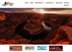 cityofpage.org