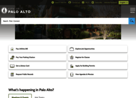 cityofpaloalto.org
