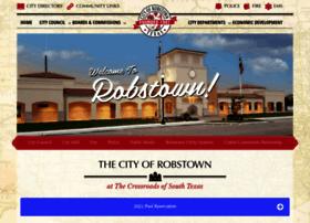 Cityofrobstown.com