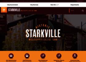 cityofstarkville.org