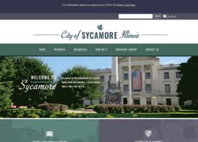 cityofsycamore.com
