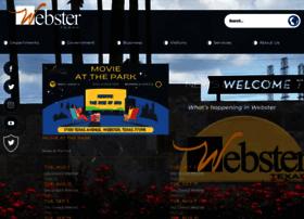 cityofwebster.com