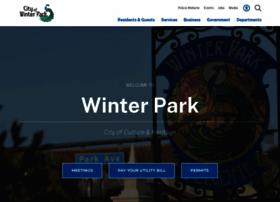 cityofwinterpark.org