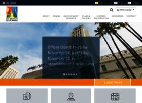 cityplanning.lacity.org