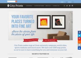 cityprintsmapart.com