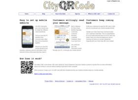 cityqrcode.com