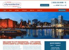 cityresidential.co.uk