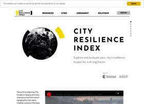 cityresilienceindex.org
