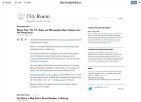 cityroom.blogs.nytimes.com