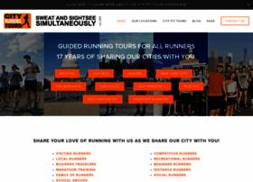 cityrunningtours.com