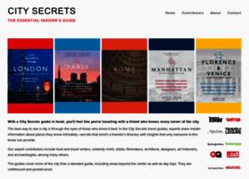 citysecrets.com