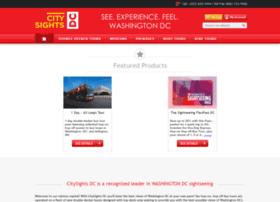 citysightsdc.com