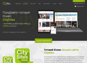 citysitesglobal.com