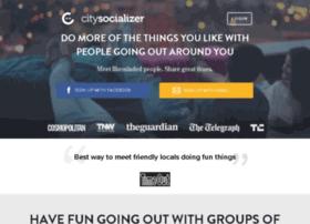 citysocialising.com