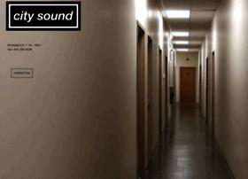 citysound.us