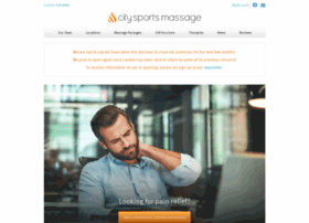 citysportsmassage.com