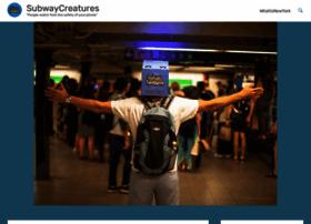 citysubwaycreatures.com