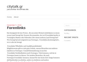 citytalk.gr