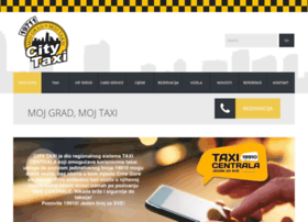 citytaxi.com