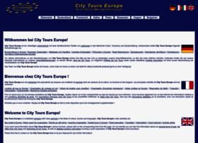 citytours-europe.com