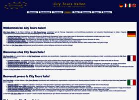 citytours-italy.com