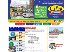 cityviewtrolleys.com