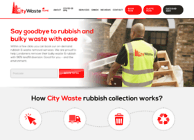 citywastecollection.co.uk
