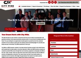 citywidefranchise.com