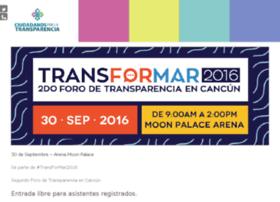 ciudadanosporlatransparencia.org