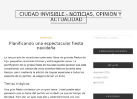 ciudadinvisible.cl