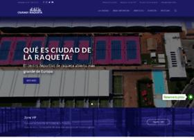 ciudadraqueta.com