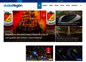 ciudadregion.com