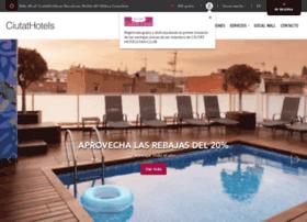 ciutathotels.com