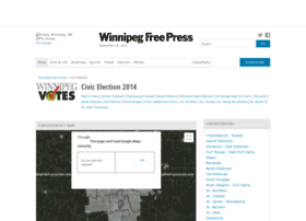 civicelection.winnipegfreepress.com