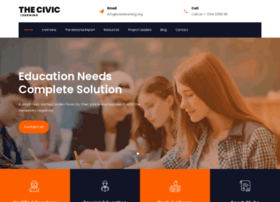 civiclearning.org