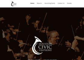 civicsymphony.org