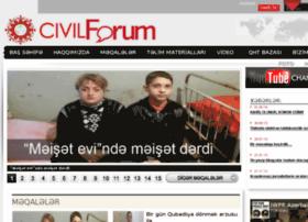 civil-forum.az