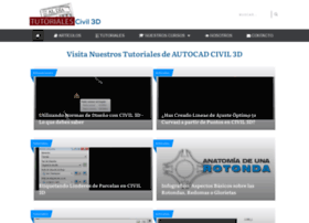 civil3d.tutorialesaldia.com