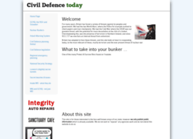 civildefence.co.uk