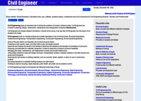 civilengineer.webinfolist.com