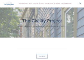 civilityproject.org