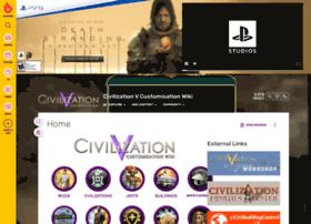 civilization-v-customisation.wikia.com