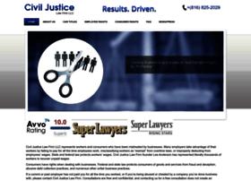 civiljusticelawfirm.com
