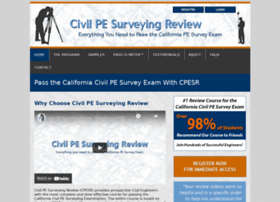 civilpesurveyingreview.com