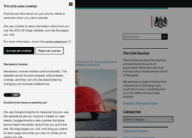 civilservice.blog.gov.uk