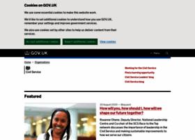civilservice.gov.uk