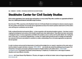 civilsociety.se