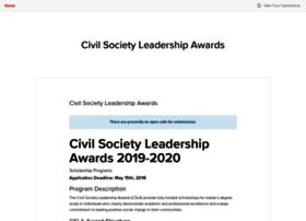 civilsocietyleadershipawards.submittable.com