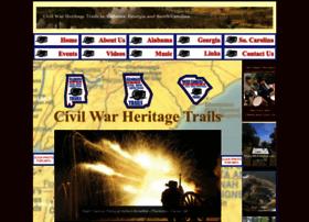 civilwarheritagetrails.org