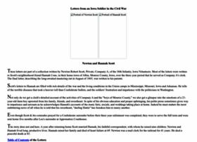 civilwarletters.com